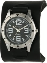 Nemesis Men's NB096K Classics Racing Appearance Watch
