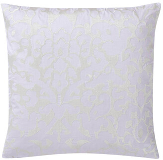 Charisma Medici Floral Embroidered Decorative Pillow