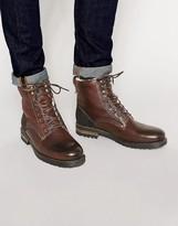 Aldo Busca Leather Boots