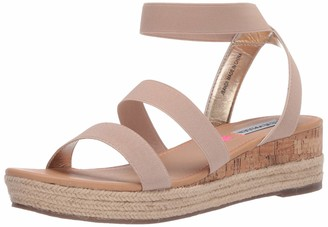 Steve Madden Girls Wedge Sandal