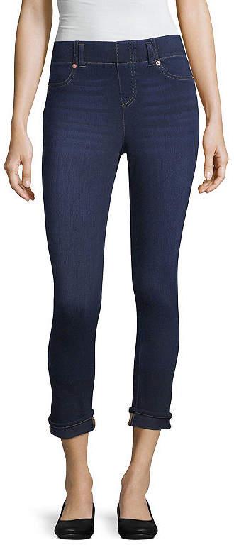 320f947bdbb7b Womens Petite Cotton Spandex Leggings - ShopStyle