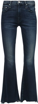 Mother The Weekender Flared Jeans