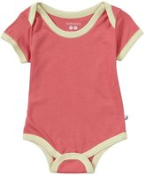 Baby Soy S/S Basic Bodysuit - Chocolate-18-24 Months