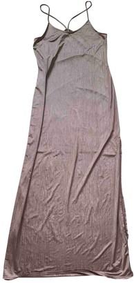 Free People Purple Polyester Dresses