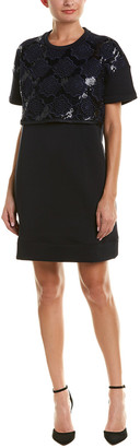 Diesel Black Gold Dizzo Shift Dress