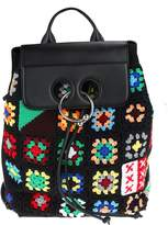 J.W.Anderson Crocheted Pierce Backpack