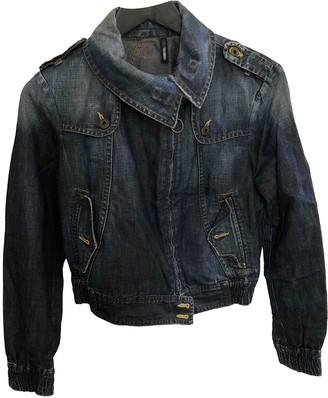 Cerruti Blue Denim - Jeans Jacket for Women