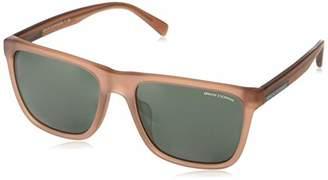 Armani Exchange A X Men's AX4080SF Square Asian Fit Sunglasses