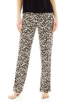 JCPenney Ambrielle Knit Sleep Pants