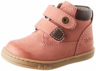 Kickers Unisex Babies Billyzip Boots