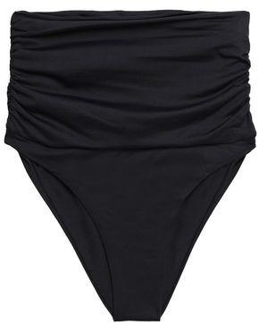 Melissa Odabash Lyon High-rise Stretch-jersey Bikini Briefs