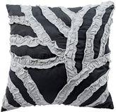 Vue Cersei Ruffled Throw Pillow