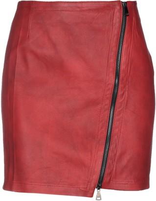 Vintage De Luxe Mini skirts