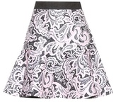 Mary Katrantzou Paige printed skirt