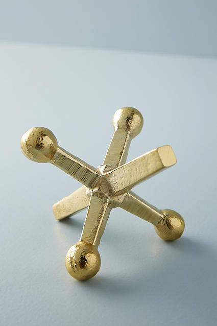 Anthropologie Jack Decorative Object