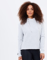 Superdry Orange Label Luxe Edition Cropped Hood