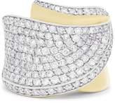 Effy Jewelry Effy Limited Edition 14K Yellow Gold Diamond Ring, 2.25 TCW