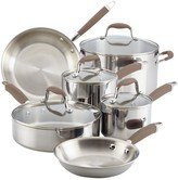 Anolon Advanced Tri-Ply 10-pc. Cookware Set