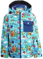 Quiksilver Mr Men Snowboard Jacket Light Blue