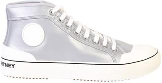 Stella McCartney Metallic Sneakers