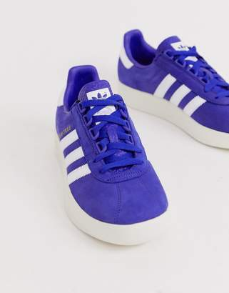 adidas trimm trab trainer-Blue