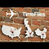 Suck UK - timeflies clocks by love from queen for suck uk