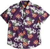 Lords of Harlech - Button Down Short Sleeve Floral Shirt
