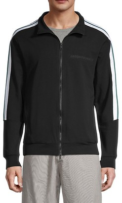 Antony Morato Contrast Stripe Track Jacket