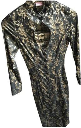 Agent Provocateur Multicolour Silk Dress for Women
