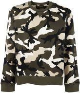 Valentino Army Sweatshirt