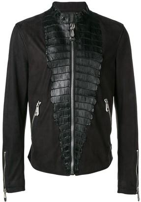 Philipp Plein Luxury motorcycle jacket