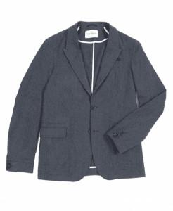 Oliver Spencer Grey Brookes Jacket - 46 - Grey