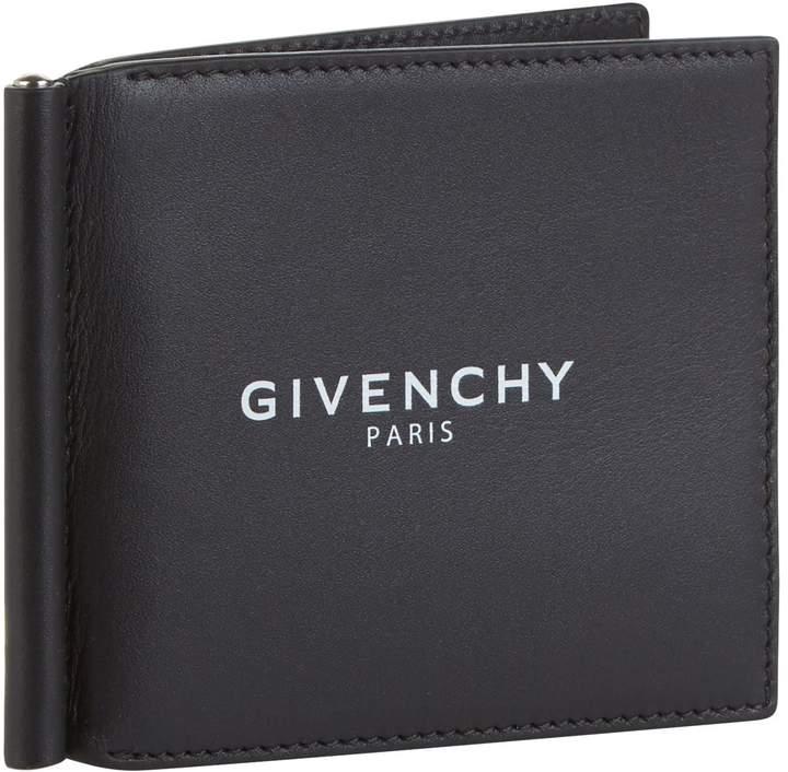 Givenchy Money Clip Wallet