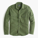 J.Crew Tall heavyweight chamois shirt