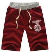 Bestgift Mens Casual Short Pants Sports Shorts XXL