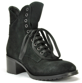 275 Central - 1527 - Suede Lug Sole Ankle Boot