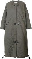 Humanoid Pelle coat - women - Cotton/Polyester - S