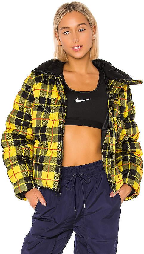 Nike Plaid Pack Fill Jacket