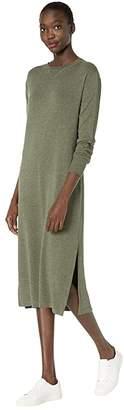 Rag & Bone Townes Dress (Heather Army) Women's Clothing