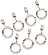 Bed Bath & Beyond Clip Rings (Set of 7)