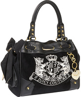 Juicy Couture Scottie Embroidery Daydreamer Tote