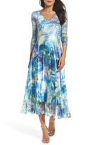Komarov Petite Women's A-Line Dress