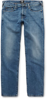 Ps By Paul Smith - Slim-fit Washed-denim Jeans
