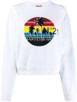 No.21 Sunset Sweatshirt