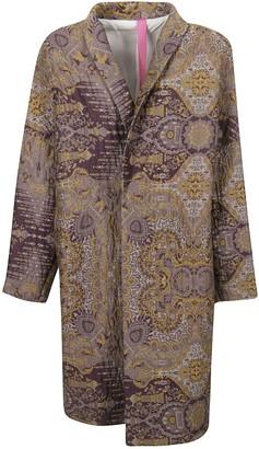 Y's Ys Printed Coat