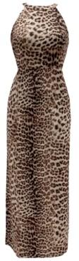 INC International Concepts Inc Sleeveless Halter Dress, Created for Macy's