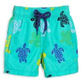 Vilebrequin Toddler's, Little Boy's & Boy's Multicolor-Turtles Swim Trunks