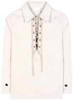 Chloé Corduroy Cotton Shirt