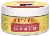 Burt's Bees Body Butter Cranberry & Pomegranate