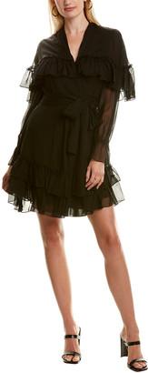 Diane von Furstenberg Martina Silk Dress